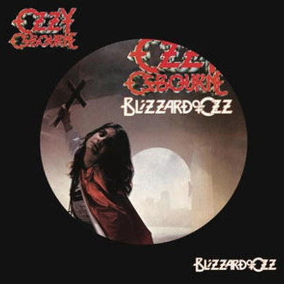 LP Blizzard Of Ozz [Picture Disc] - Ozzy Osbourne