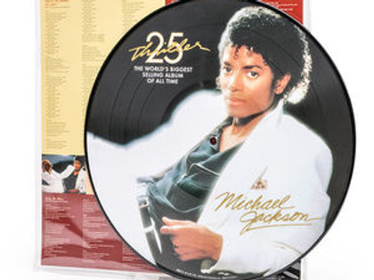 LP Thiller (Picture Disc) - Michael Jackson