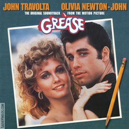 2 LP Grease (Original Motion Picture Soundtrack) -John Travolta