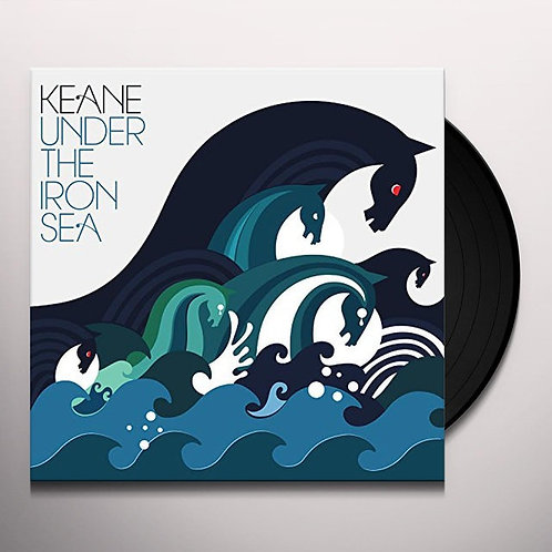 LP Under The Iron  Sea  Keane