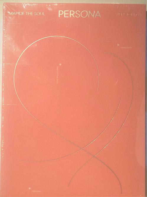 (Álbum Cds) Map Of The Soul: Persona  BTS