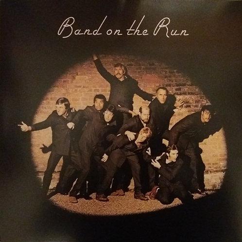 LP Band Of the Run - Paul McCartney