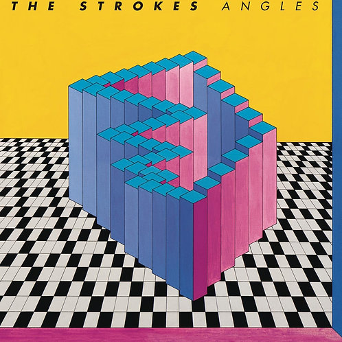 LP  Angles - The Strokes