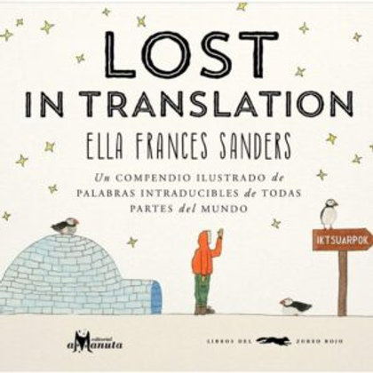 Lost in translation / Elle Frances Sanderses