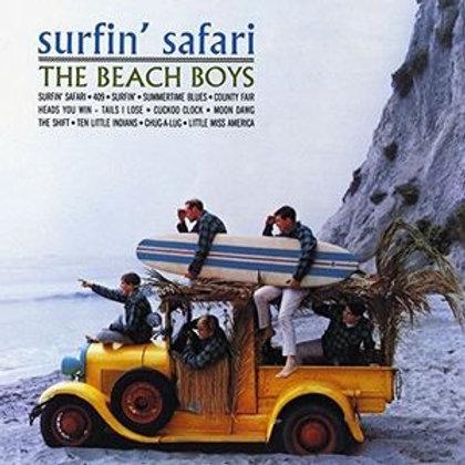 Cd Surfin' Safari - The Beach Boys