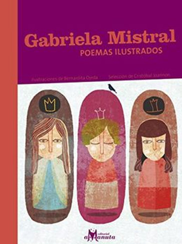 Poemas ilustrados / Gabriela Mistral
