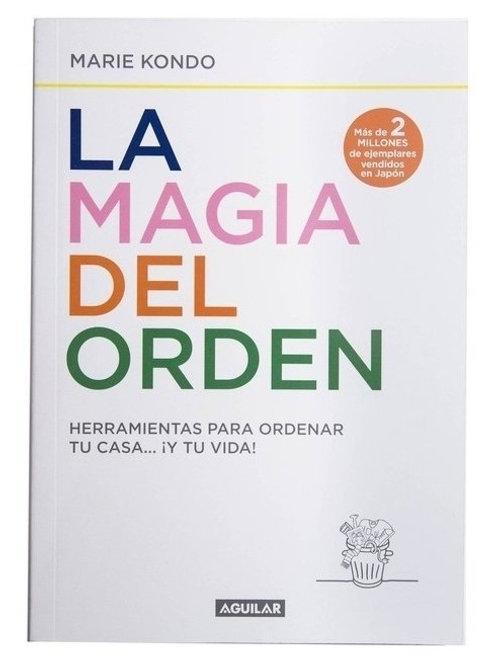 La magia del orden / Marie Kondo