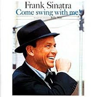LP Come Swing With Me  Frank Sinatra