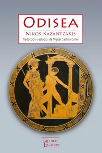 Odisea / Nikos Kazantzakis