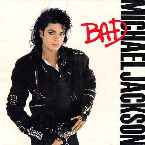 LP Bad - Michael Jackson