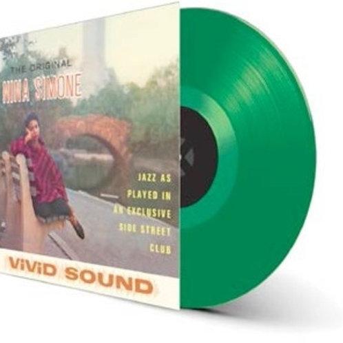 LP  Little Girl Blue - Nina Simone
