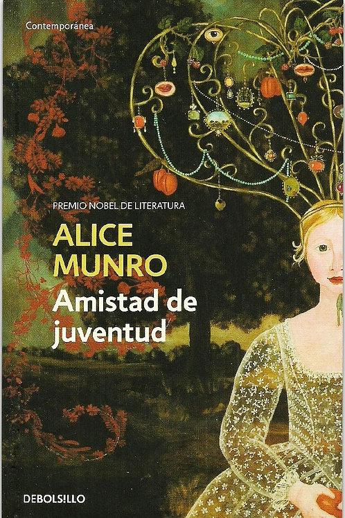 Amistad de juventud / Alice Munro