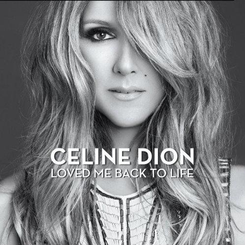 2LP Loved Me Back To Life / Celine Dion