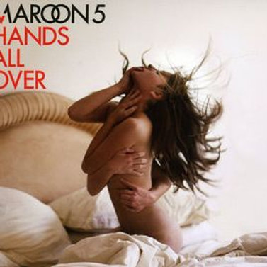Cd Hands All Over - Marron 5