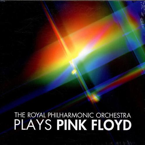 Lp Plays Pink Floydn- The Royal Philharmonic  Orchesta
