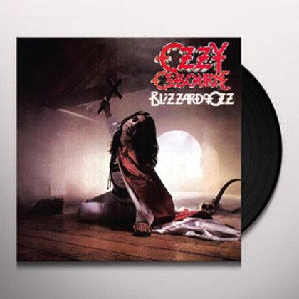 LP Blizzard Of Ozz  - Ozzy Osbourne