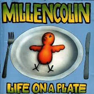 LP Life On a Plate - Millencolin