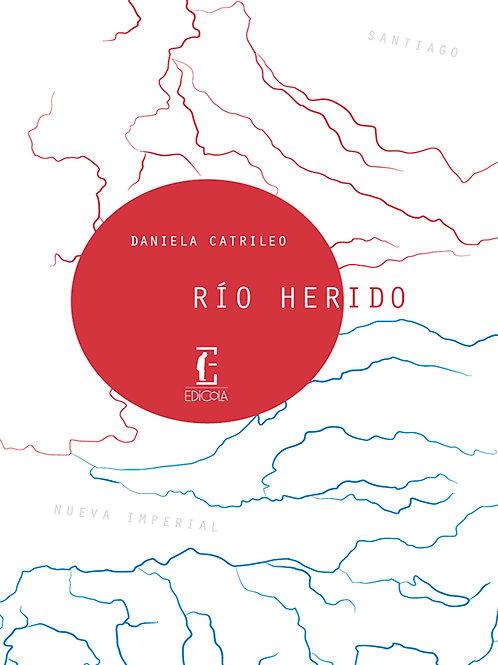 Río herido / Daniela Catrileo