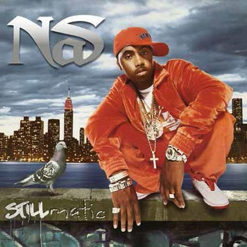 2 CD Stillmatic - Nas