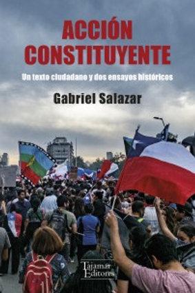 Acción constituyente / Gabriel Salazar