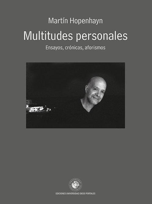 Multitudes personales / Martín Hopenhayn