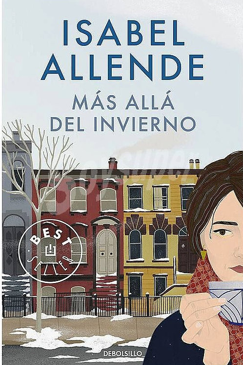Más allá del invierno / Isabel Allende (Debolsillo)