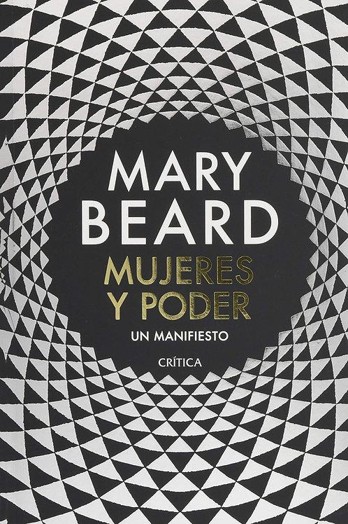 Mujeres y poder / Mary Beard