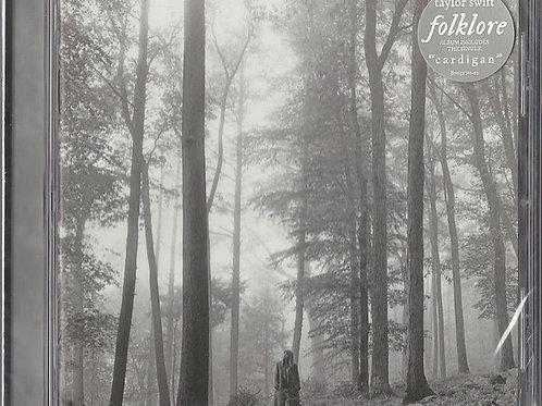 2 Lp Folklore - Taylor Swift