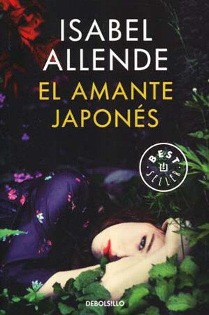El amante japonés / Isabel Allende (ed. bolsillo)