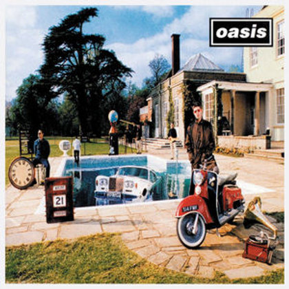 2 Lp Be Here Now - Oasis