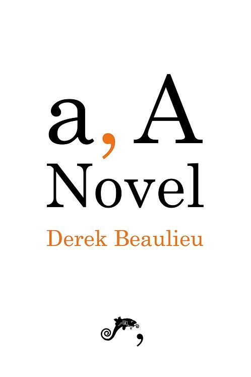 a, A Novel / Derek Beaulieu