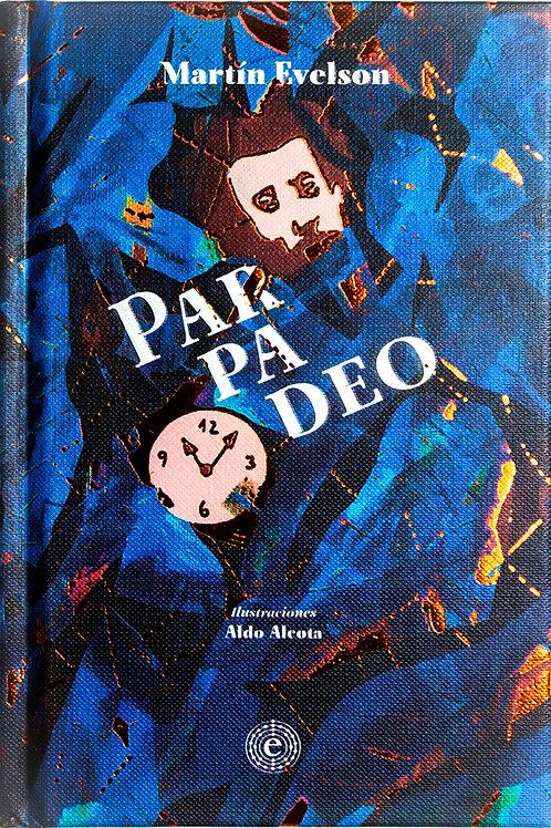 Parpadeo / Martín Evelson