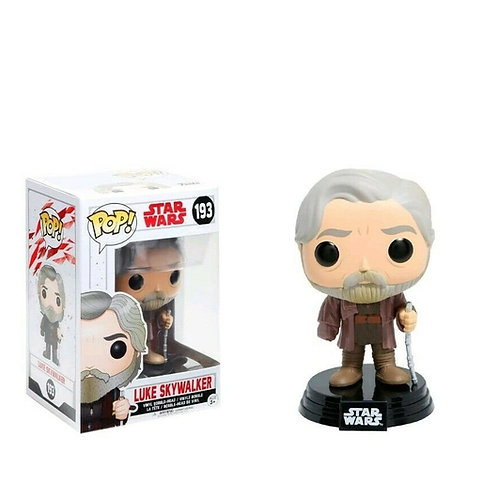 Funko Pop Star Wars - Luke Skywalker (193)