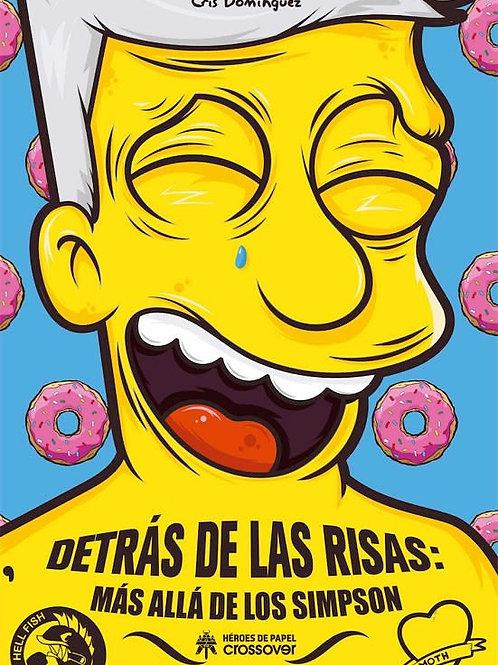 Detrás de las risas: más allá de Los Simpson / Cris Dominguez
