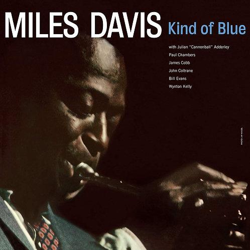 LP Kind Of Blue - Miles Davis