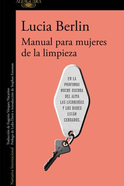 Manual para mujeres de la limpieza / Lucia Berlin