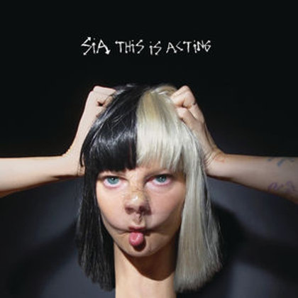 Cd This Is Acting - Sia