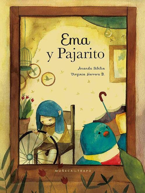 Ema y pajarito / Ananda Sibilia - Virginia Herrera