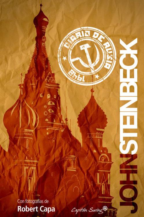 Diario de Rusia / John Steinbeck - Robert Capa