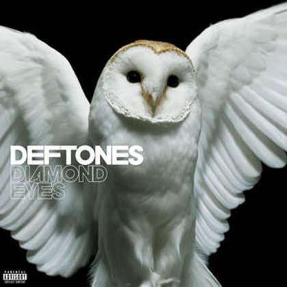 LP Diamon Eyes  (White Colored) - Deftones
