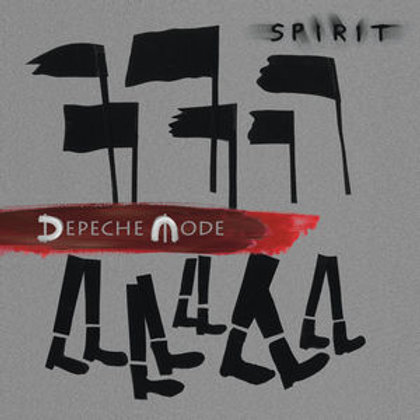 2LP Spirit - Depeche Mode