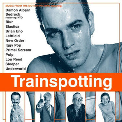 2LP Trainspotting (Music From the Motion Picture) - Allen Lanier