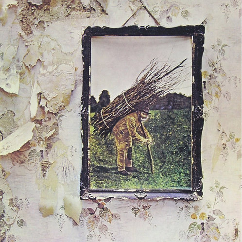 LP Led Zeppelin IV - Led Zeppelin