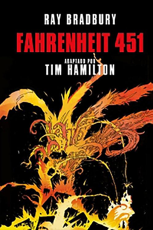 Fahrenheit 451 (Novela Gráfica) / Ray Bradbury