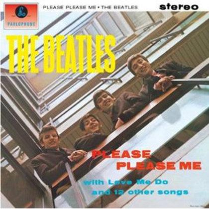 LP Please Please Me - The Beatles