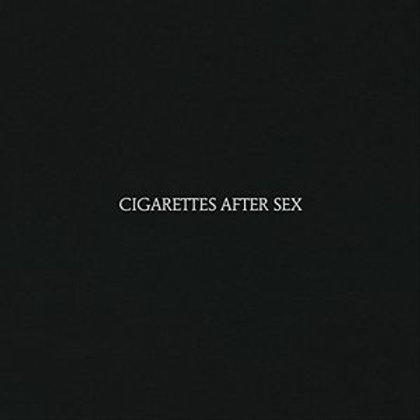 Cd Cigarettes After Sex - Cigarettes After Sex