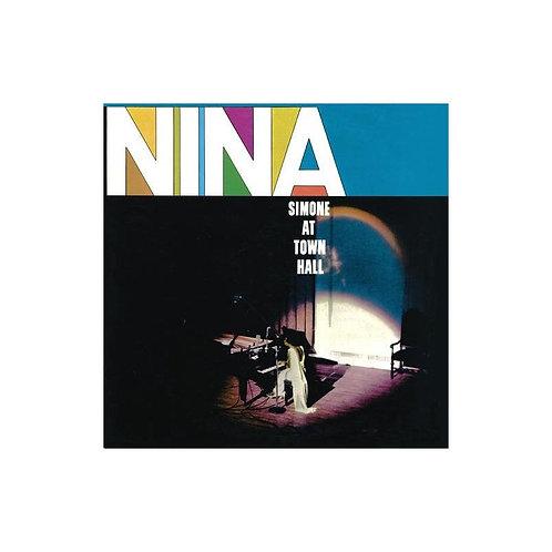 LP At Town Hall - Nina Simone