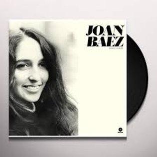 LP DEBUT ALBUM - JOAN BAEZ