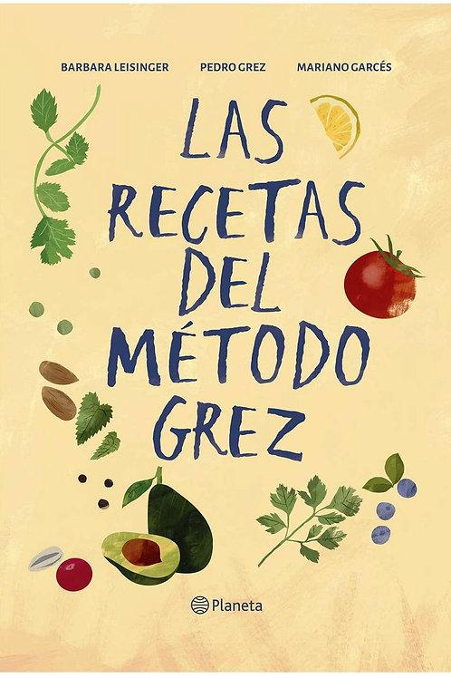 Las recetas del método Grez / P. Grez; B. Leisinger; M. Garces