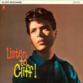LP Listen to Cliff - Cliff Richard
